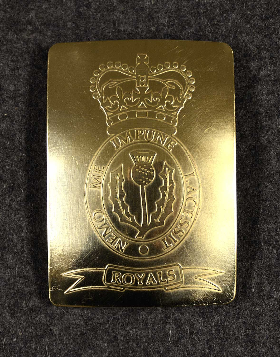British, 1st (or Royal Scots) Regiment of Foot