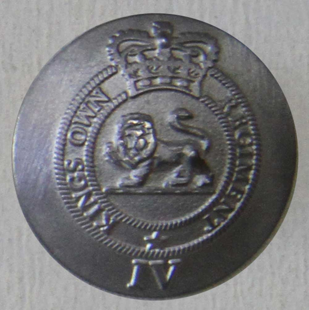 4th (or King's Own) Regiment of Foot