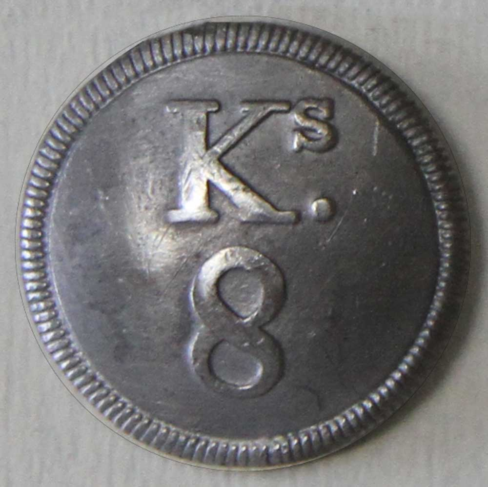 8th (or King's) Regiment of Foot