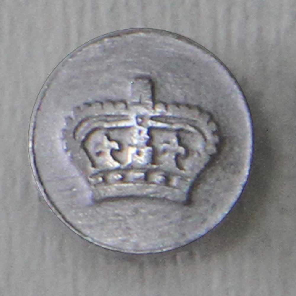 Crown Gaitor Button