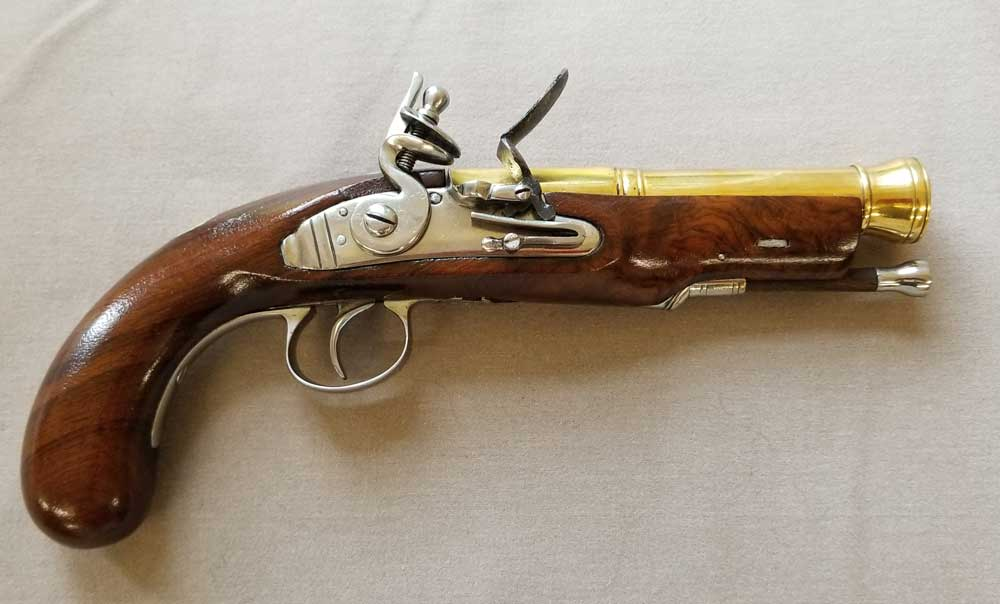 Gentleman's Brass Barrelled Blunderbuss