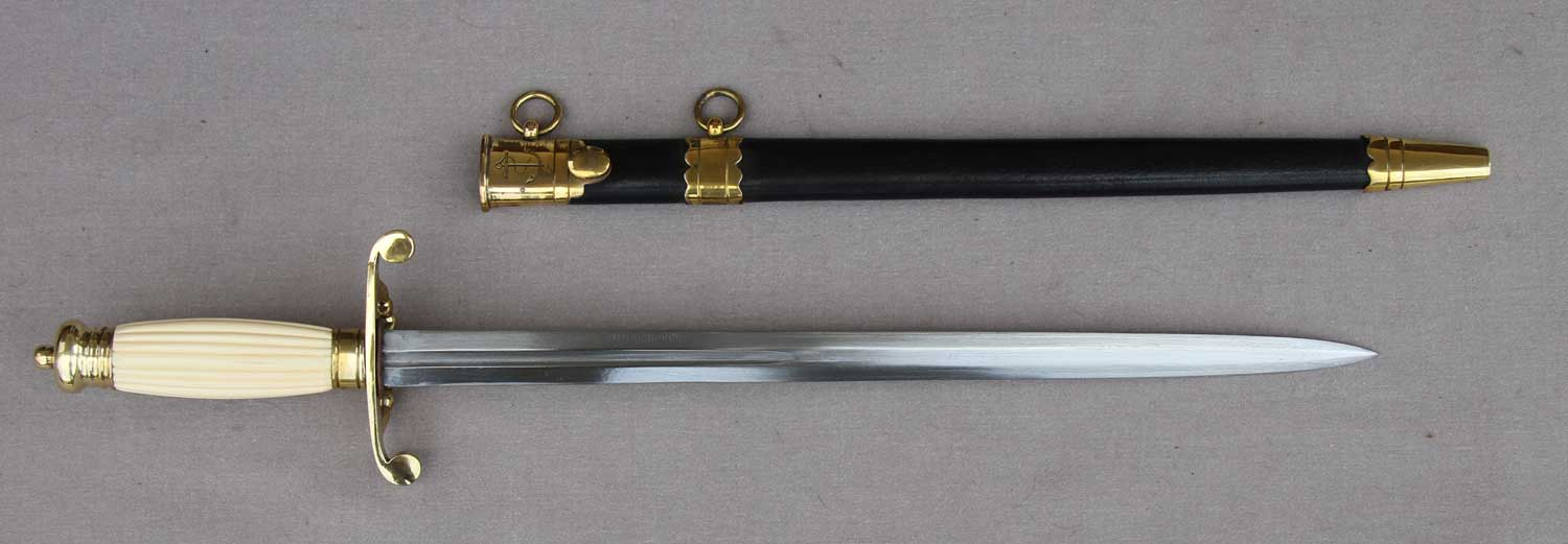 British, Royal Navy Dirk