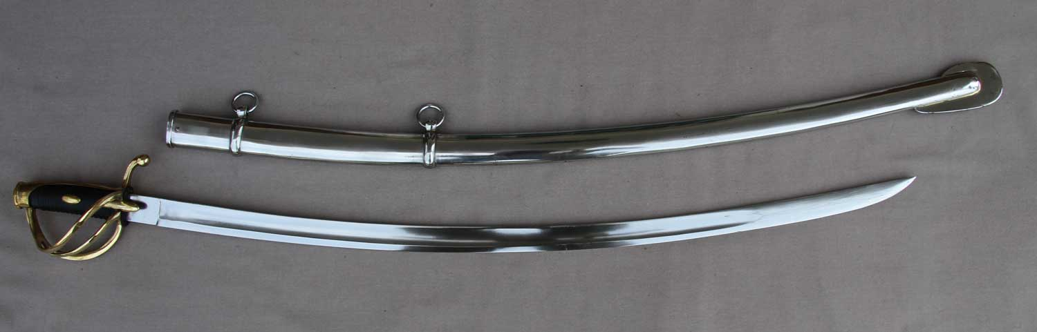 French, Light Cavalry Sabre