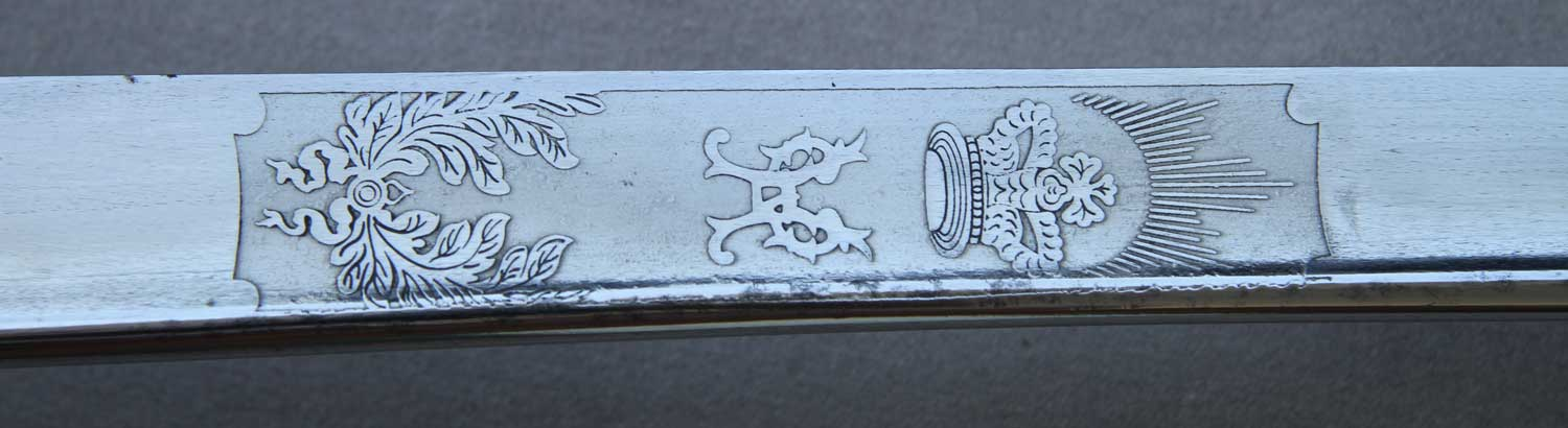 British, Light Cavalry Officer's Sabre, 1821 Pattern