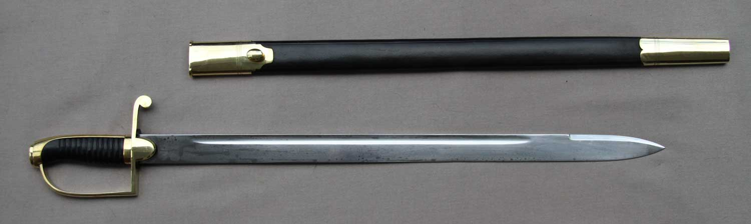 British, Royal Artillery Gunner's Sword