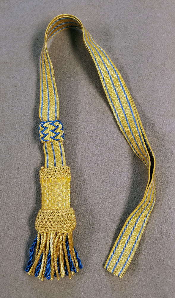 British Royal Navy, Captain & Lieutentant Sword Knot