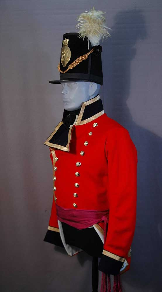 British, 1st Foot Guards, Officer