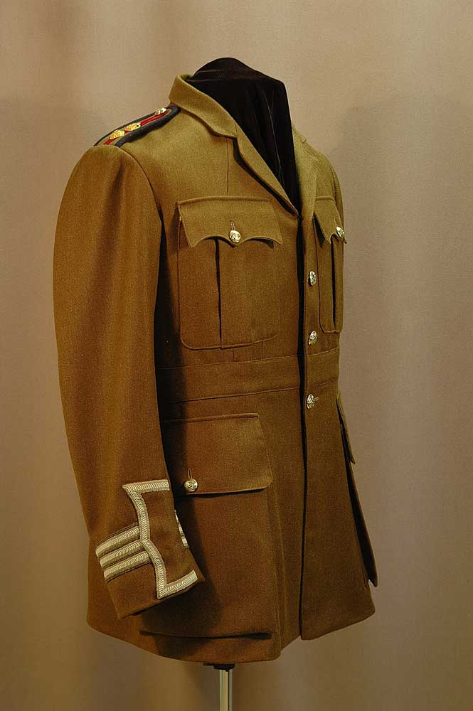 Canadian, Artillery Officer, Currie's Uniform