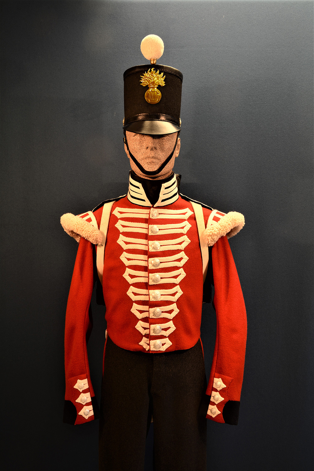 British, 23rd (Royal Welch Fusiliers) Regiment of Foot, 1854