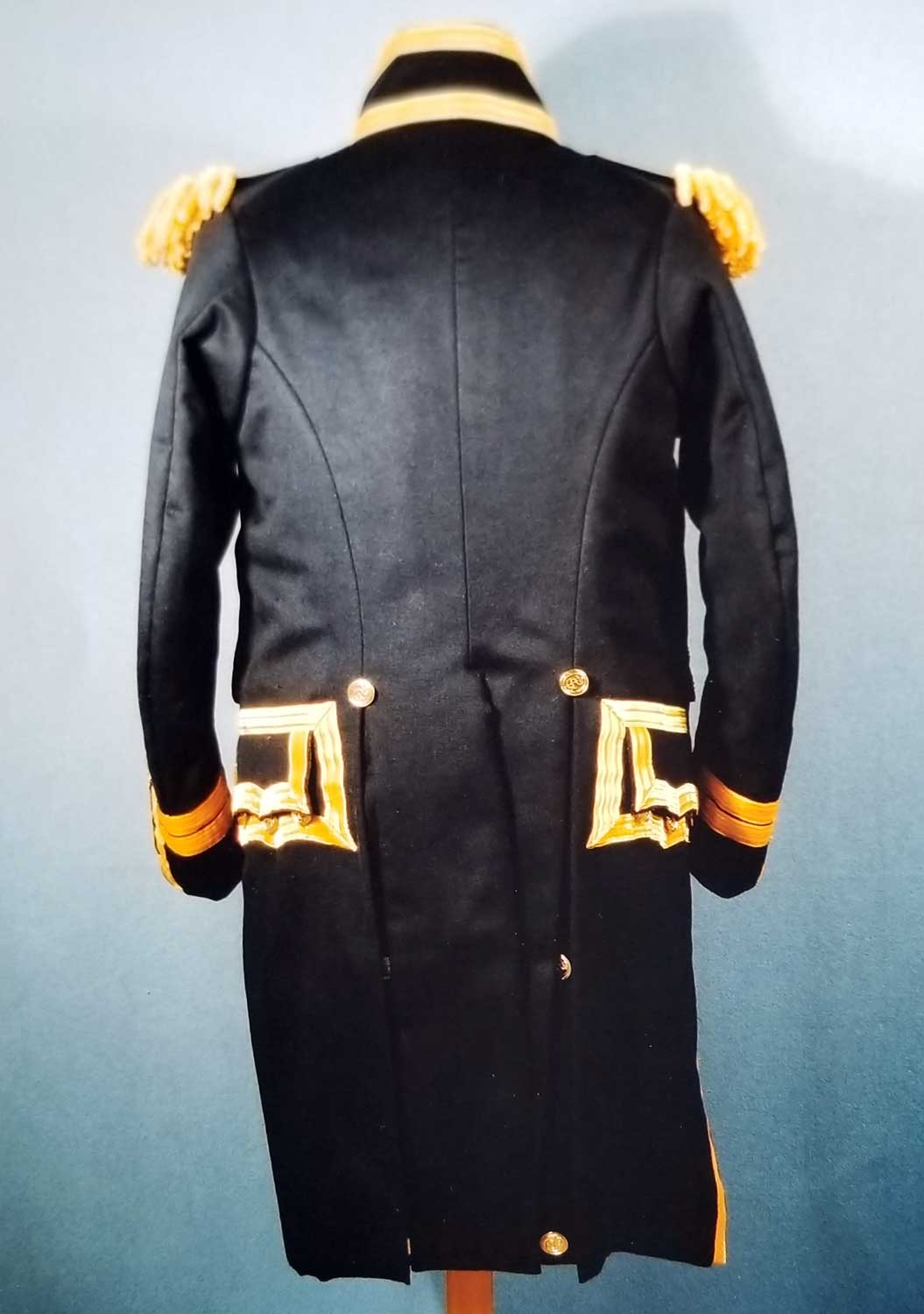 British, Royal Navy, Captain (Dress)