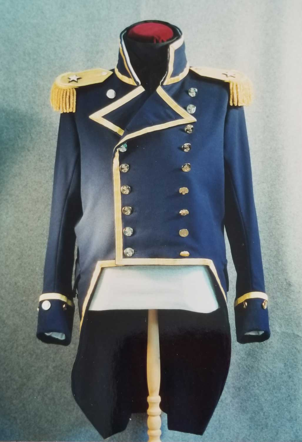 American, Navy, Captain