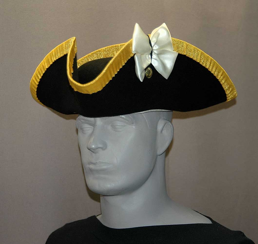 French, Tricorn