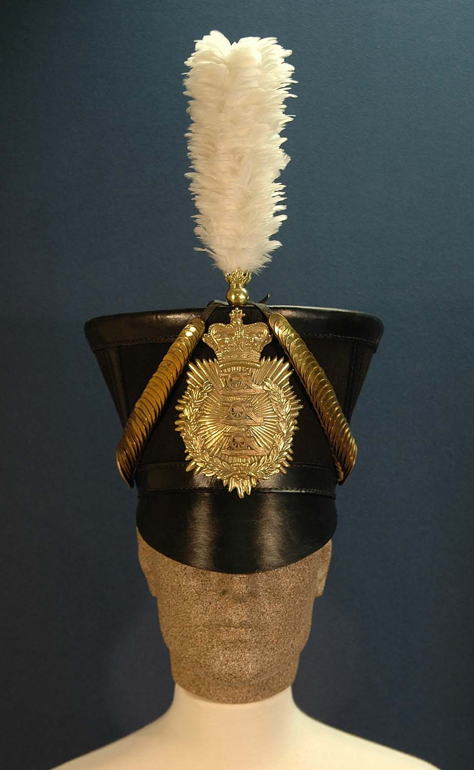 British, Royal Artillery Shako, Gunner
