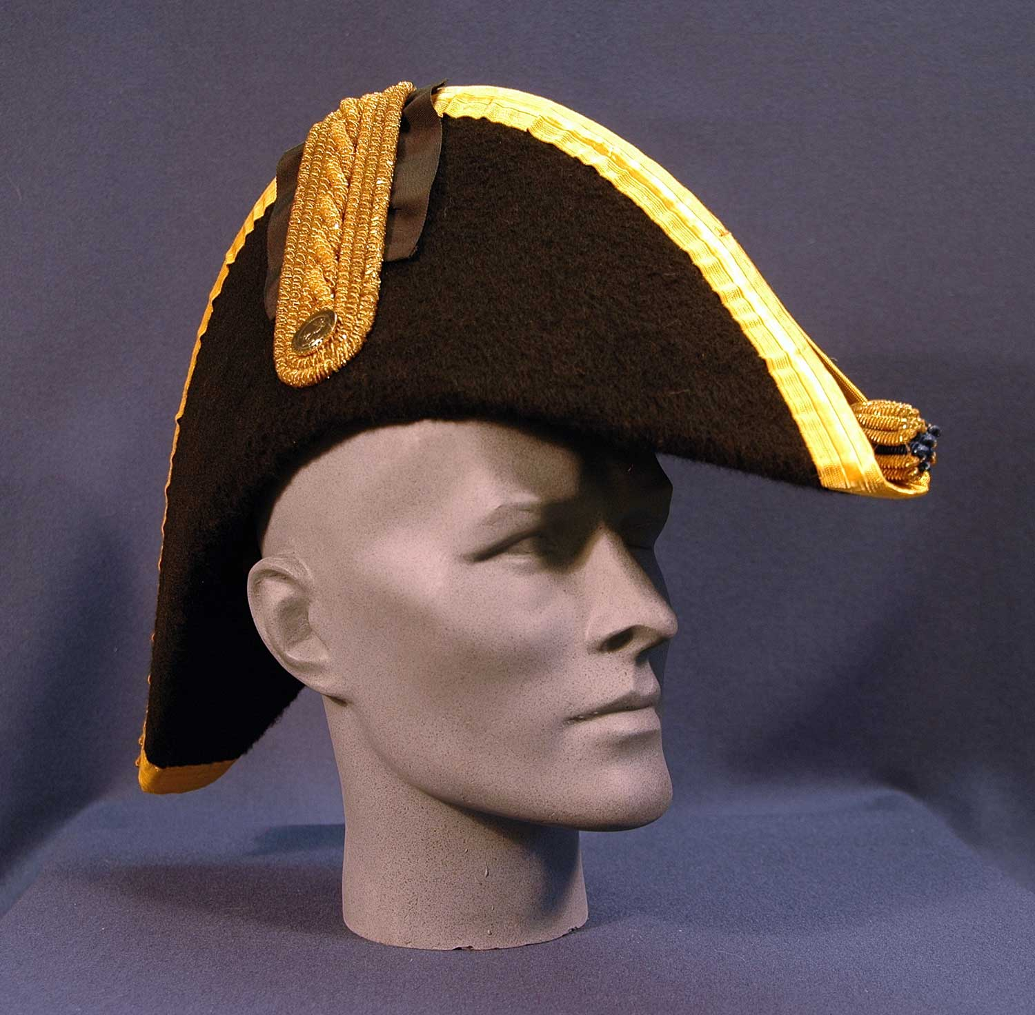 British, Vice-Admiral Cocked Hat