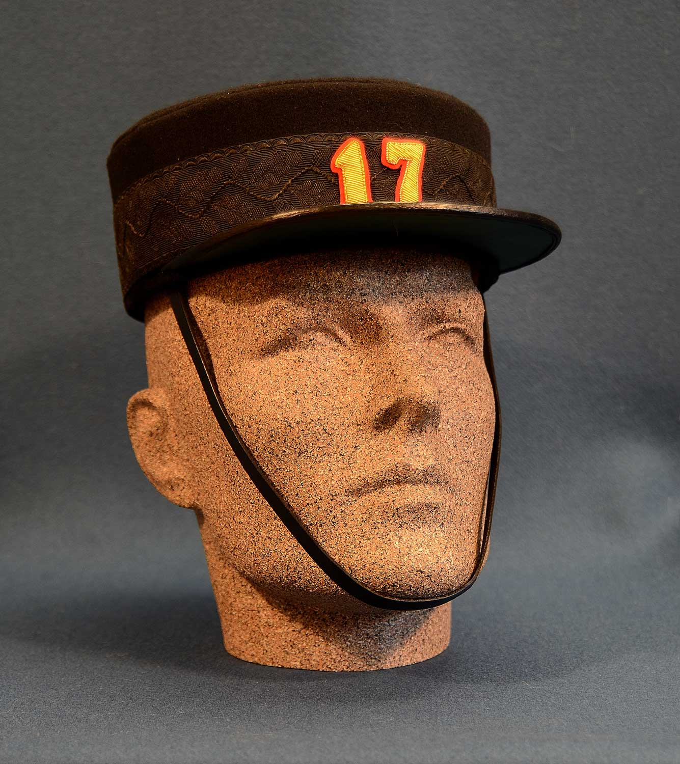 British, Infantry Officer's Forage Cap
