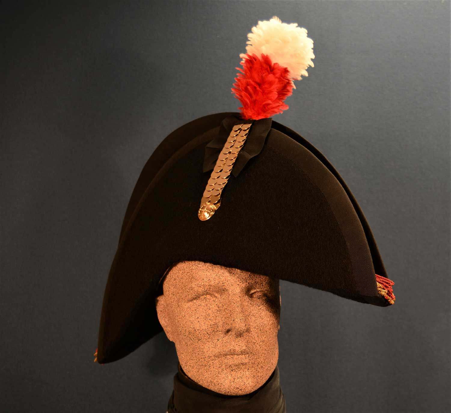 British, Undress Chapeau Bras, Colonel on Staff