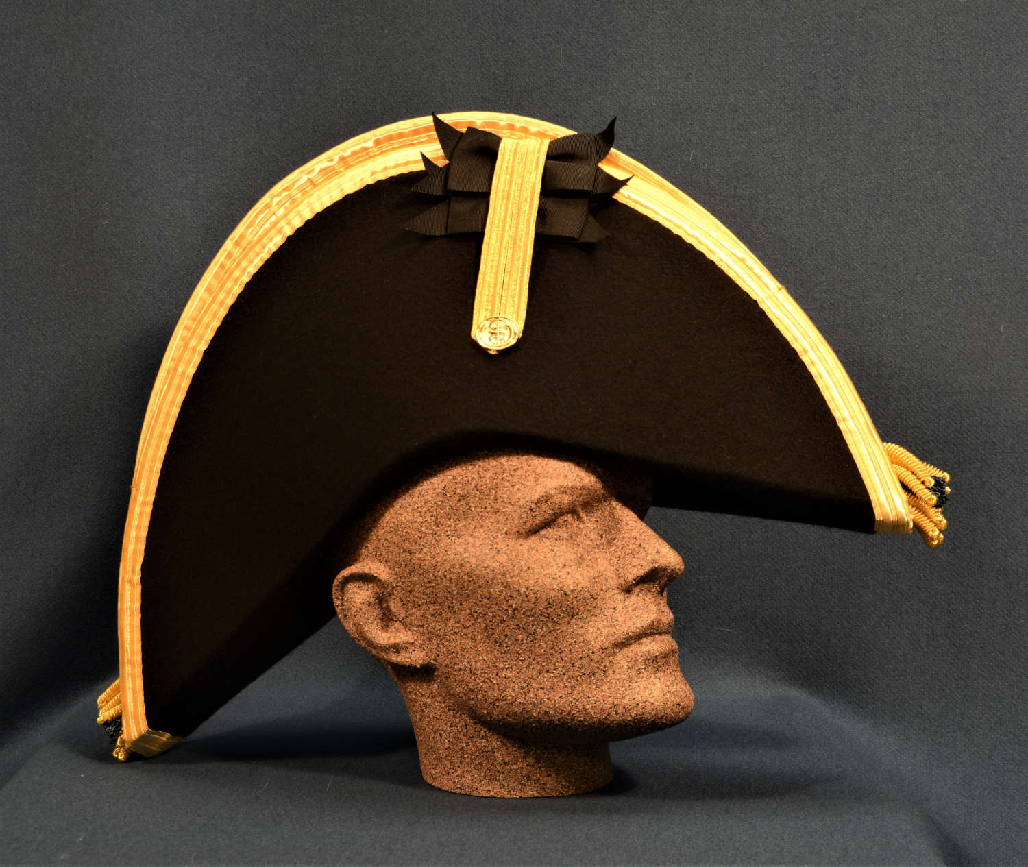 British Royal Navy, Dress Chapeau Bras, Officer