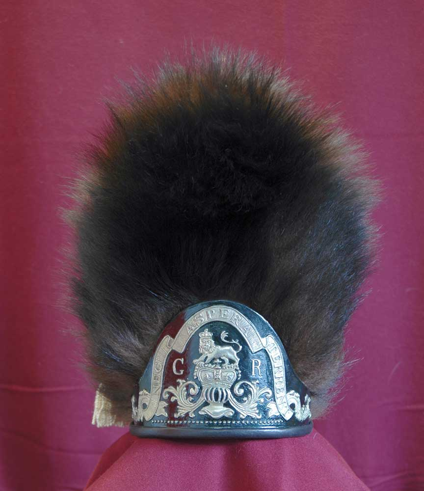British, Grenadier Bearskin