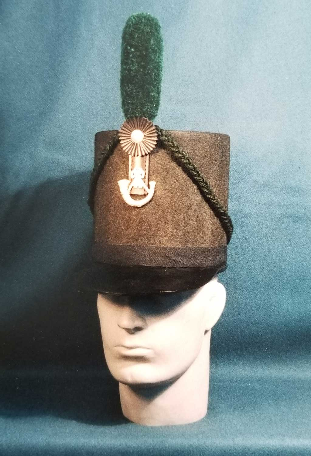 British, Rifles Shako