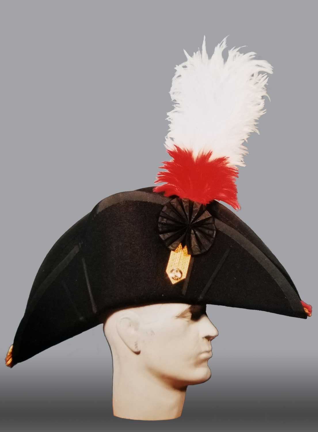 British, Undress Cocked Hat, Officer
