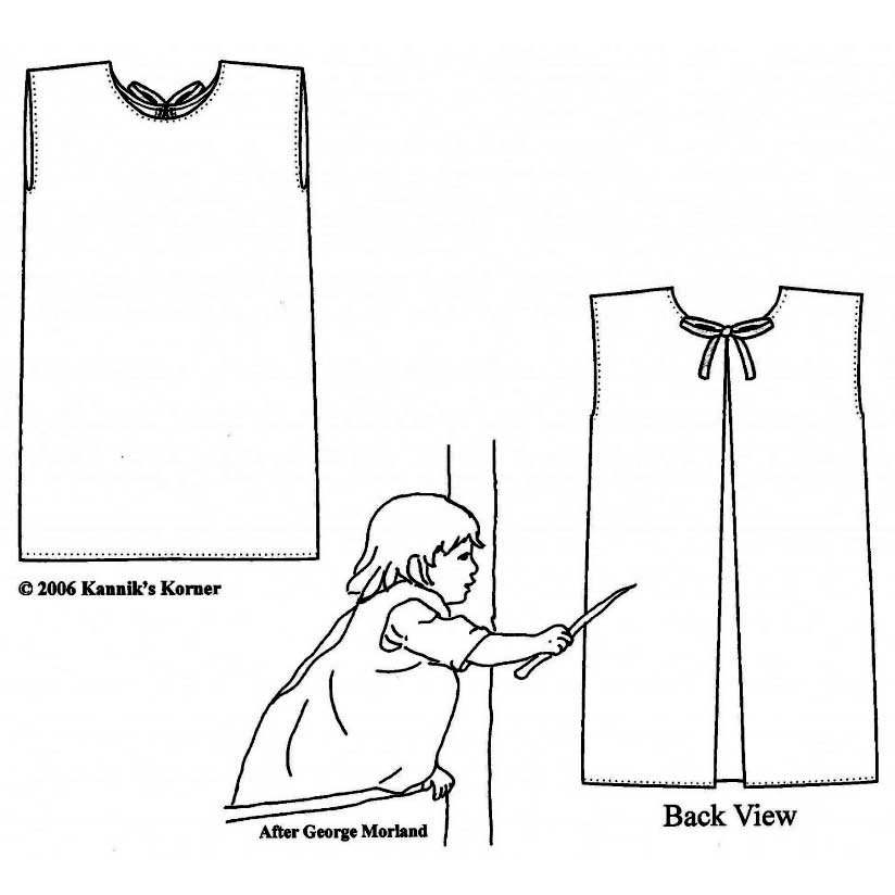 Pin-Cloth for Girls and Boys