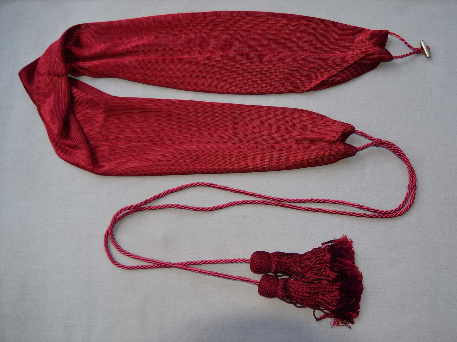 Light Infantry Officer's Sash, 1800-15