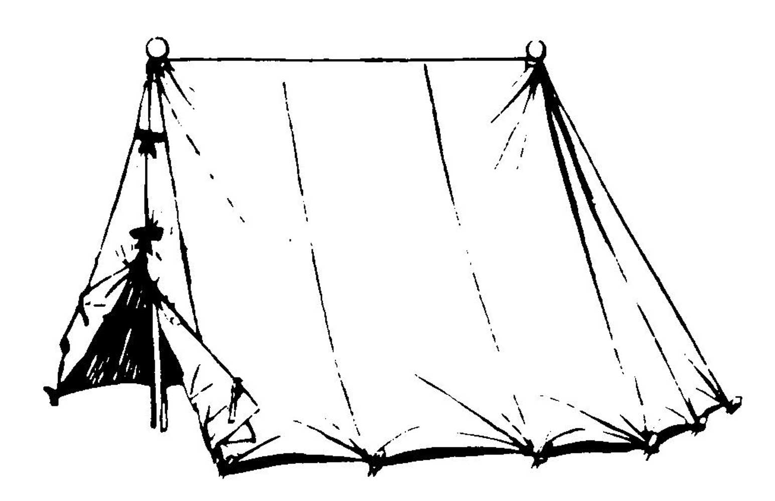 Tents - Wedge