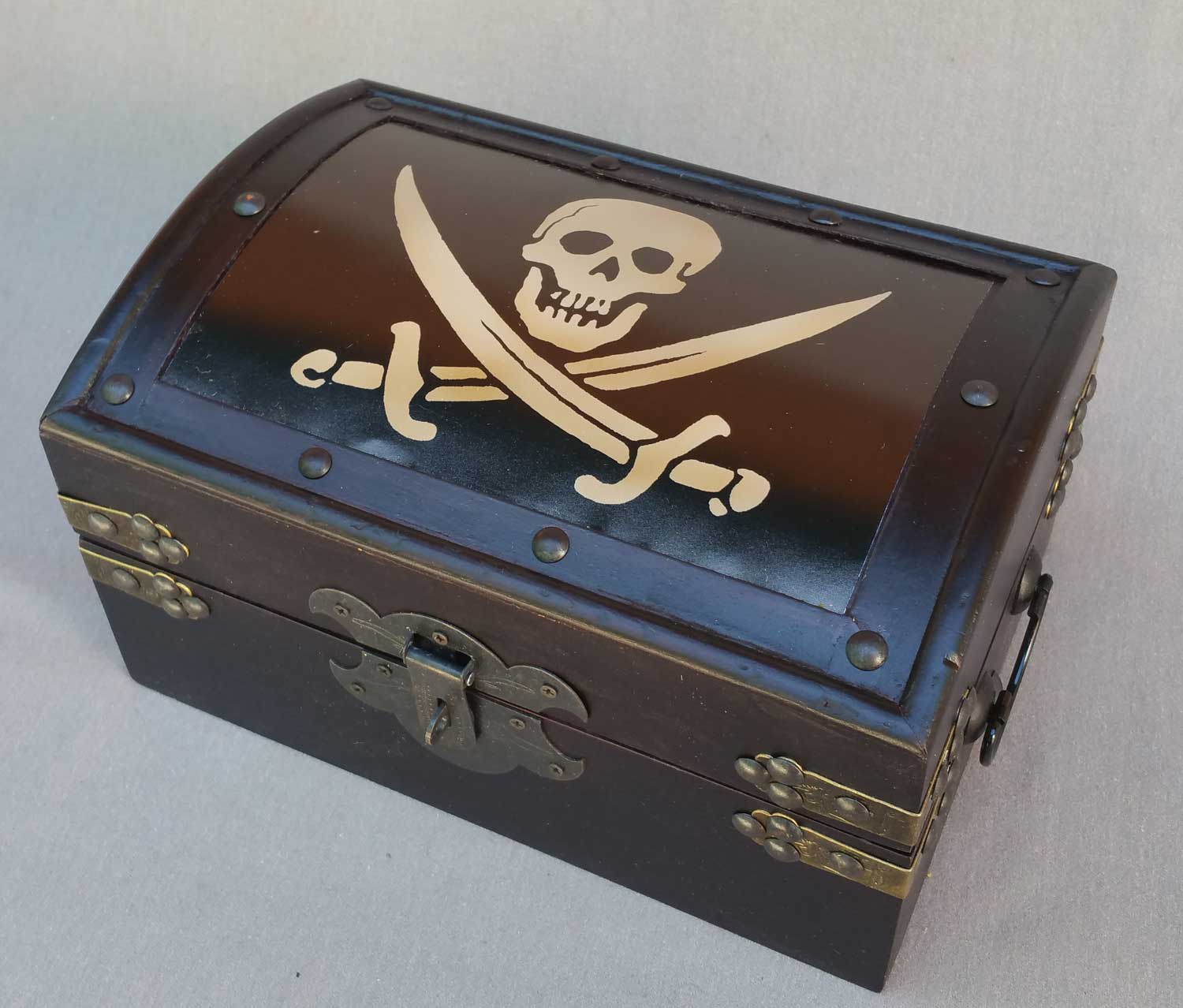 Pirate Chest in a Chest