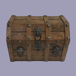 11 Portable British Campaign Chest Antique Reproduction in Mango /& Teak Wood